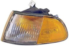 Turn Signal / Side Marker Light Assembly-Coupe Front Left fits 92-93 Honda Civic