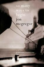 So Many Ways to Begin: A Novel-ExLibrary
