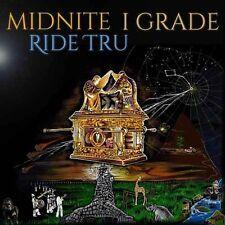 MIDNITE - RIDE TRU CD Virgin Islands Roots Reggae I-GRADE