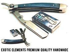 Straight Edge Barber Shaving Razor Folding Blade Cutthroat Knife Hair Remover