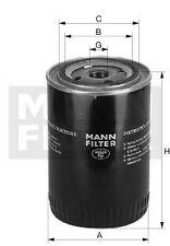 Filtre à huile Mann Filter pour: AMMANN, BOMAG, DEUTZ AG (ENGINES), DEUTZ AG,