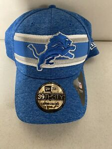 NWT New Era Detroit Lions 39thirty Hat L/XL