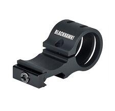 "Blackhawk 71RM01BK Black Offset Flashlight Rail Mount Compatible with 1"" Body"