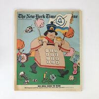 The New York Times Magazine November 28, 1976  Complete Ma Bell Goes To War