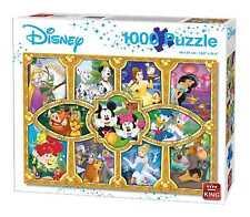 1000 pièces Disney Collection Puzzle à assembler magique Moments AMIS & famille