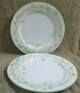 """Noritake Reverie 10 5/8"""" Dinner Plate 7191 Pattern (2)"""