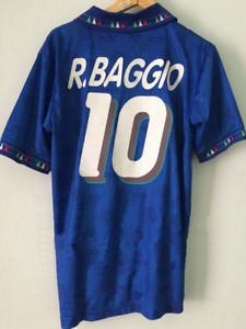 italy baggio 1994 world cup retro soccer jersey vintage football shirt classic