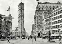Times Square New York City1909 Vintage photo