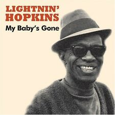 Lightnin 'Hopkins-My Baby' s Gone-CD-Nuovo/Scatola Originale