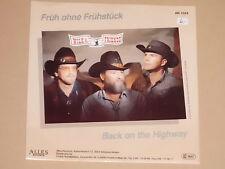 "WILK & FRIENDS -Früh ohne Frühstück- 7"" 45"