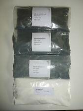 STONE TUMBLER SILICON CARBIDE GRIT & POLISH PACK -500g 80, 220, 400 &200g POLISH