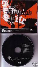THE FRAMES Falling Slowly PROMO CD Single Glen Hansard MINT 2007 USA
