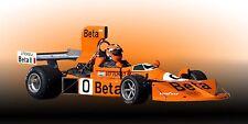 1975 March 751 Formula 1 Grand Prix Vintage Classic Race Car Photo (CA-0638)