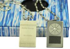 New Powerful Quantum Bio Scalar Energy Pendant Necklace Balance Magnetic Chain