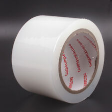 LCD Screen Glass Dust Sticky Protective Film PE Remove Roll Tape 70mm X 100M