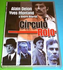 CIRCULO ROJO / Le Cercle Rouge - Alain Delon - Precintada