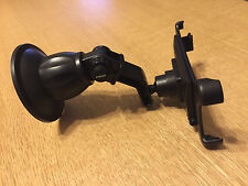 NEW 2 Part iPhone 4/4s Mobile Phone Car Holder - Black