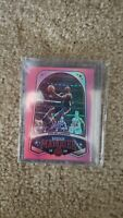 Zion Williamson 2019-20 Panini Chronicles Marquee Pink Rookie RC #244 SP