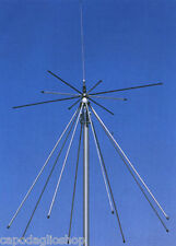 Vimer DX/C Antenna discone a banda larga RX: 25-1300 MHz - TX: 27/144/430 MHz