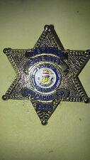Arapahoe County Colorado Sheriff's Hat Badge