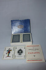 Waddingtons Canasta Vintage Card Games