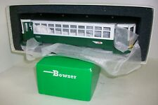 O BOWSER /  (306/4) Bowser Brill Trolley Car – BODY ONLY, O scale.