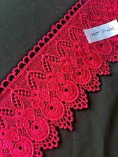 Wide Pretty Floral Venise Guipure Lace//Trim x 1metre 50mm
