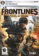 Frontlines - Fuel Of War  PC DVD-Rom