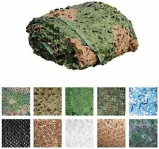 Customized Size Color! Military Camouflage Camo Home Cover  Hide Hunting Netting