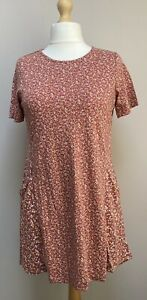 FATFACE Ladies Simone Sunshine Ditsy Dress Size 12R BNWT