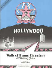 HOLLYWOOD WALK OF FAME Directory: A Walking Guide NICE!