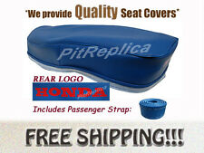 [B996] HONDA DREAM LATE MODEL CA77 C77 CA72 C72 1963 - 1969 SEAT COVER [HCSTO]