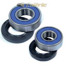 Front Wheel Ball Bearing and Seals Kit Fits SUZUKI LT250R QuadRacer LT230S 85-92