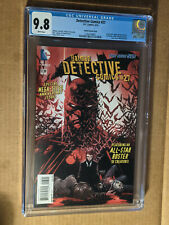 Detective Comics #27 1st Print 1:100 Fabok Variant new 52 CGC 9.8 NM+/M