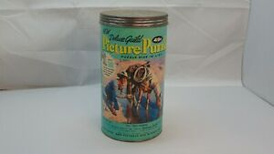 Vintage Whitman Deluxe Guild Picture Puzzle in Can, Title: Two Friends L@@K!!
