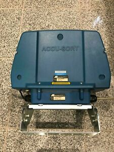 AS ACCU-SORT Axiom-X 2L 10041447 Laser Barcode Scanner 09037177 Barcodelesegerät