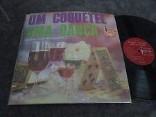 Um Coquetel E Uma Danca, Zezinho E Os Copacabana  IMPORT