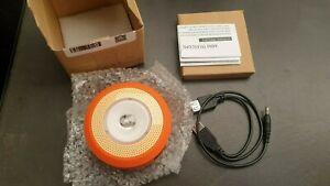 ThorFire Lampe de Camping pliable 2 en 1 - Lanterne USB rechargeable à Manivelle