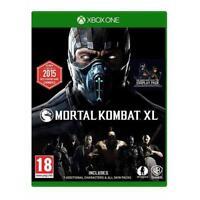 Mortal Kombat XL Xbox One - Brand New Game Sealed X 1 S