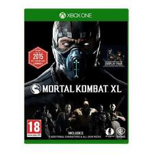 Mortal Kombat XL Xbox One - Brand New Game Sealed X 1 S