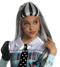 Teen Girls Monster High Wig - Frankie Stein