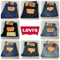 Levi's ® 501-NUOVI-Levi-Jeans-Vintage Denim Vintage style misti 501 LEVI 501s
