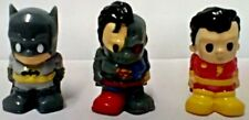Ooshies DC COMICS Series 2 Toys/ pen toppers X3