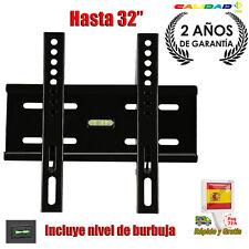 Soporte de Pared TV Televisor Pantalla LCD LED 16 19 20 22 24 26 27 28 29 30 32