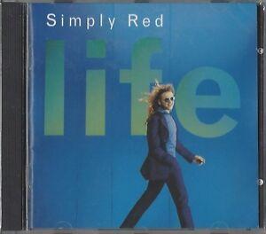 SIMPLY RED / LIFE * NEW CD 1995 * NEU *