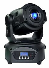 2 gobo 60W LED Moving Head Spot Light for event dj disco party stage show