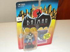 1993 Ertl Batman The Animated Series Batman Die Cast Metal Figure 2 3/4 in MOC