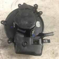 2002 MERCEDES C CLASS C200 W203 CLIMATE CONTROL HEATER MOTOR AND RESISTOR