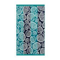 Nautica Sea Turtle  Coral Extra Large 100/% Cotton Beach Towel 90 x 170cm