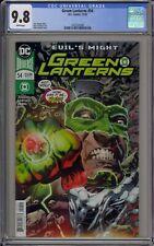 GREEN LANTERNS #54 - CGC 9.8 - 1625525006